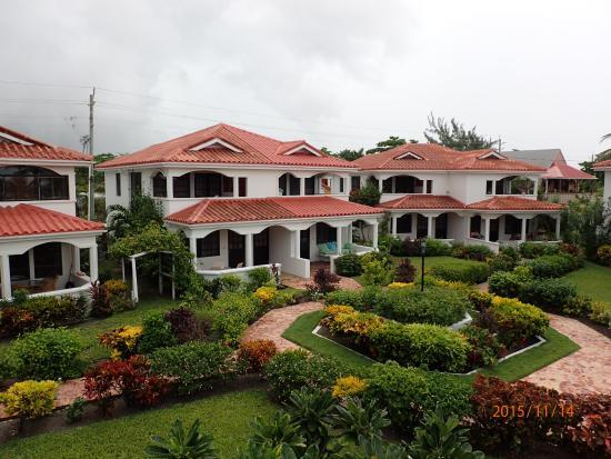 Isla Bonita Yacht Club: Hotel grounds