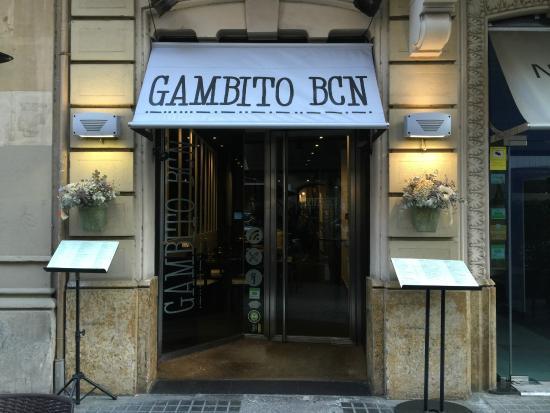 GAMBITO BCN: Comidas y cenas de empresa