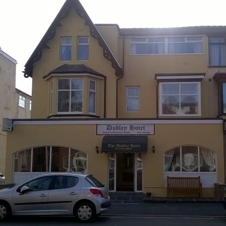 Dudley Hotel Blackpool