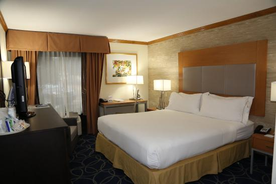 Holiday Inn Express Hotel & Suites Houston West-Energy Corridor: King Bed Guest Room