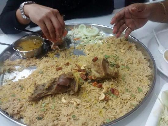 mutton mandi picture of al zaara matbaq al mandi hyderabad