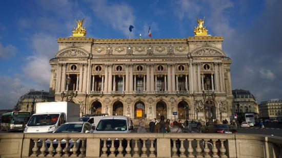 Paris, Frankrig: Front in the daytime