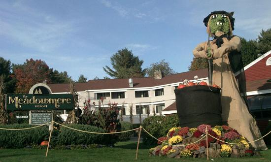 Meadowmere Resort: Fall at the Meadowmere