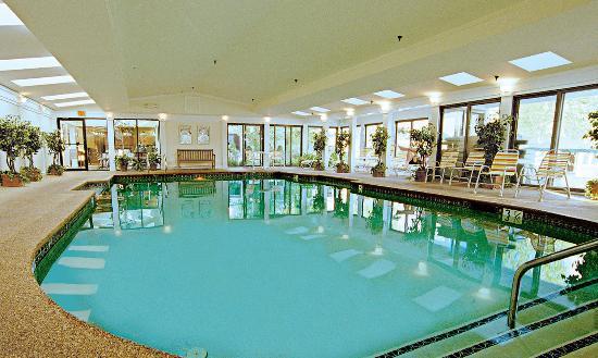 Meadowmere Resort: Indoor Pool