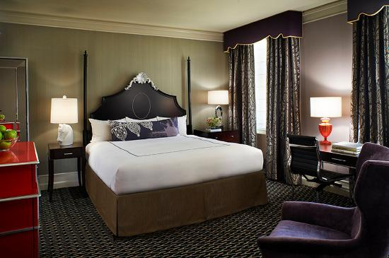 Sir Francis Drake Hotel - a Kimpton Hotel : Deluxe King or Classic King