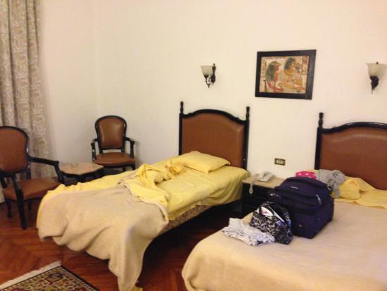Victoria Hotel: Bedroom