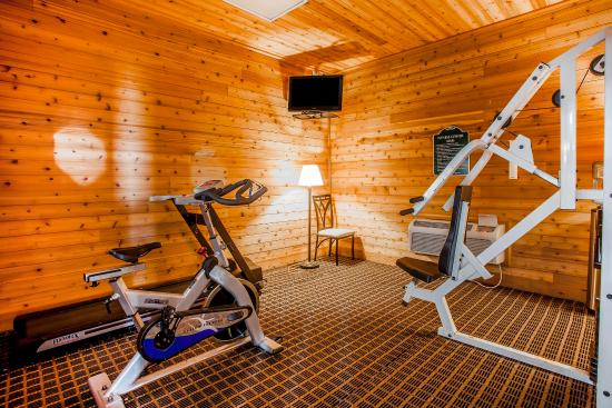 Quality Inn & Conference Center: Fitness