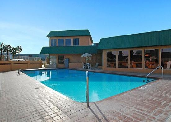 Quality Inn & Suites Airport: Pool