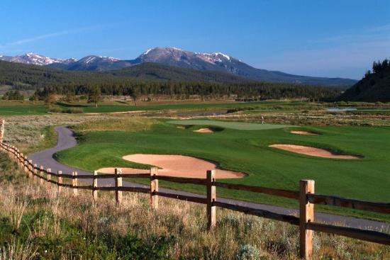 Ramada Frisco: Golf Summit County Colorado