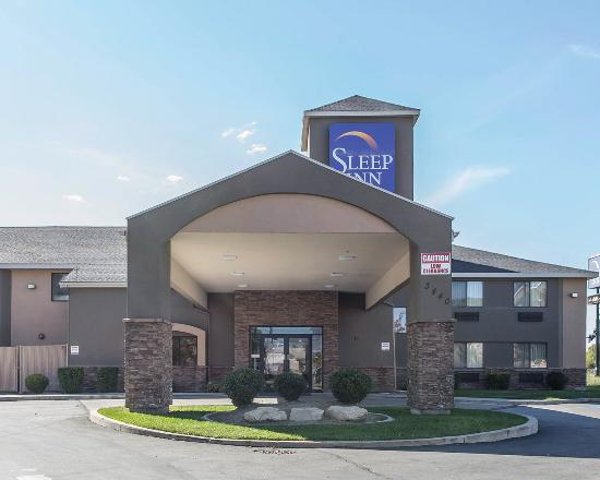 Sleep Inn Salt Lake City: Exterior