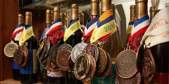 The wineries of the Delaware Beer, Wine and Spirits Trail are intimate and secluded, perfect for