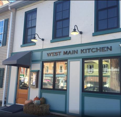 Waterloo, Nowy Jork: West Main Kitchen
