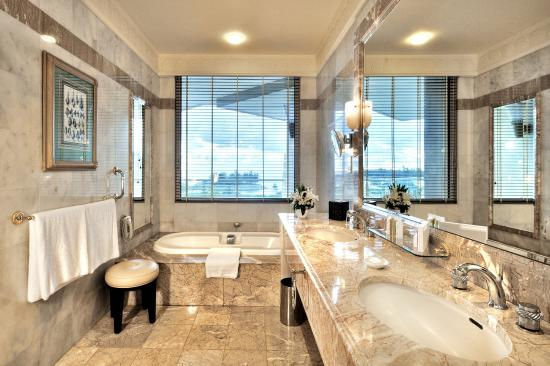 Deluxe Bathroom at The Empire Hotel & Country Club