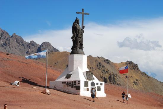 Cristo Redentor De Los Andes