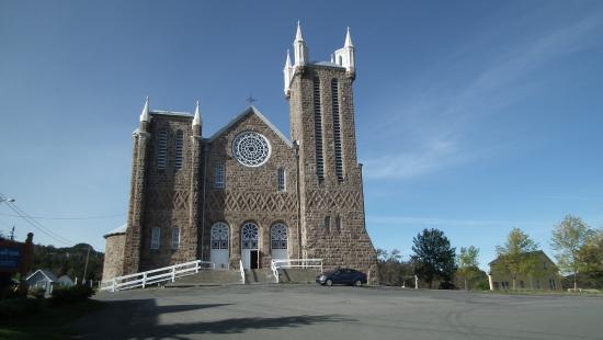 Church of Saint-Michel de Perce