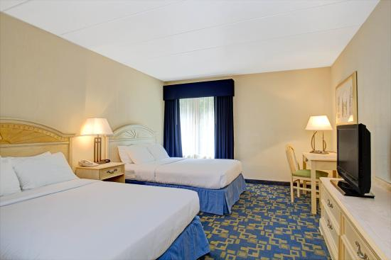 Days Inn East Windsor/Hightstown: 2 Doubles Room