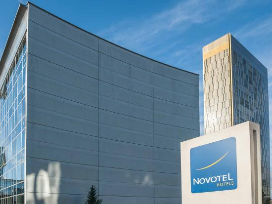 Photo of Novotel Luxembourg Kirchberg Luxembourg City