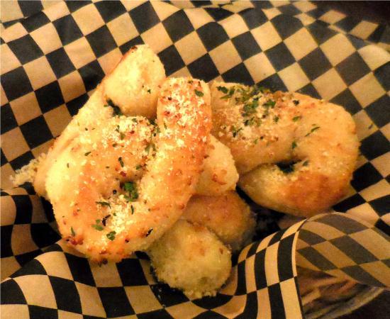 Modesto, كاليفورنيا: Garlic Knots