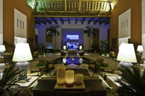 Grand Velas Riviera Nayarit: Lobby View
