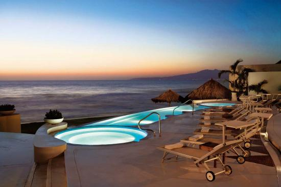 Grand Velas Riviera Nayarit: Pool View