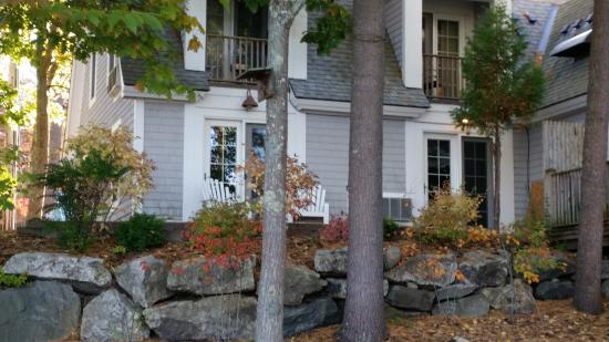 Sheepscot Harbour Village Resort & Spa: Hotel