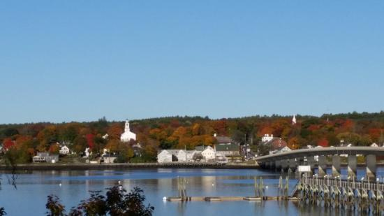 Sheepscot Harbour Village Resort & Spa: Perfection in fall!