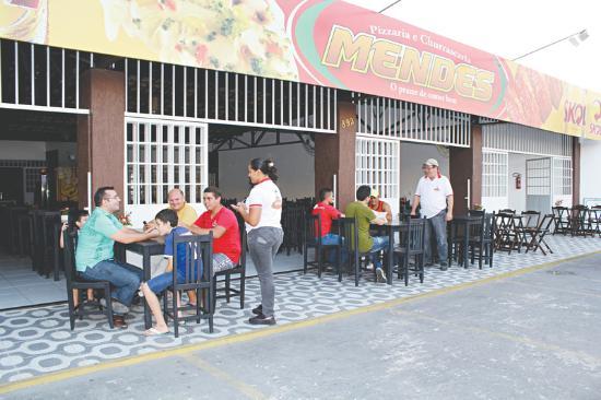 Iguatu, CE: Churrascaria Mendes