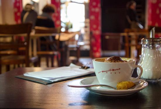 Burgdorf, Szwajcaria: Das Milano Nord wurde Mitte September als Café & Essbar neu eröffnet. Das Konzept ist jung und u