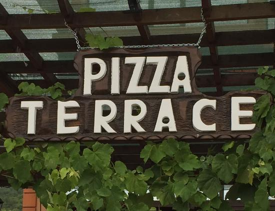 Pizza terrace picture of pizza terrace bar grill for The terrace bar and grill