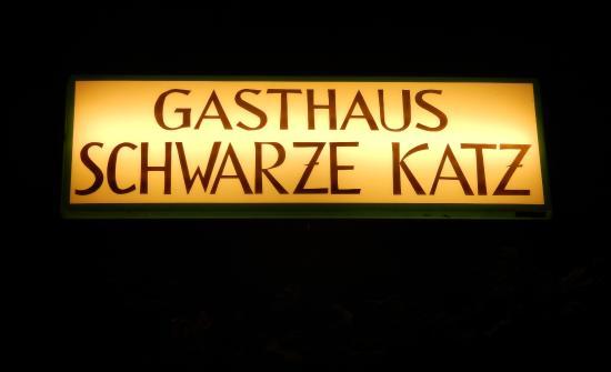 Gasthof Schwarze Katz - Albergo Gatto Nero: Gasthof Schwarze Katz