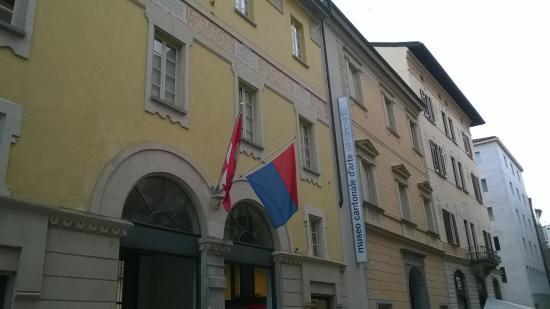 Museo Cantonale d'Arte