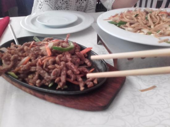 Jing: Crusty fried beef
