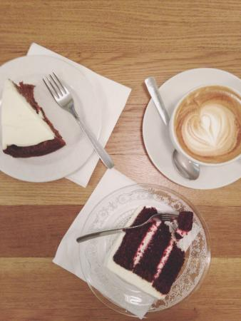 Mi HABITACIÓN favorita: Carrot Cake y Red Velvet.