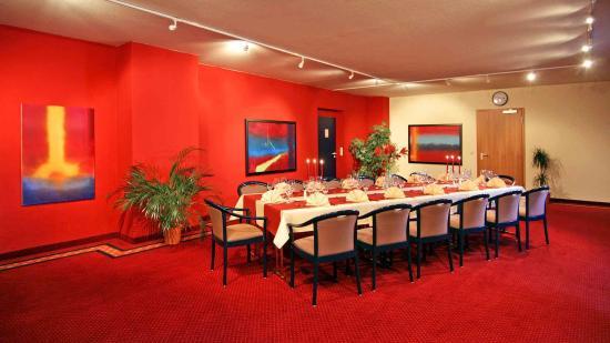Mercure Hotel Halle Leipzig: Meeting Room
