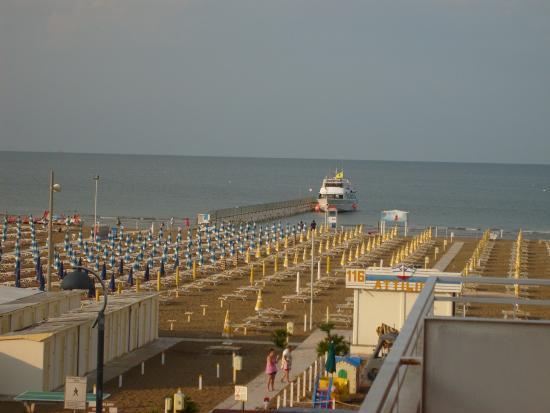 Pontile E Bagno 116 Foto Di Hotel Nelson Rimini