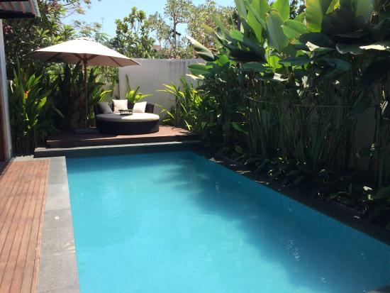 Fairmont Sanur Beach Bali Private Pool At Our Villa
