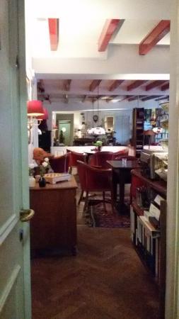 Amsterdam House Hotel: Amsterdam House&Hotel Eureka - sala colazione