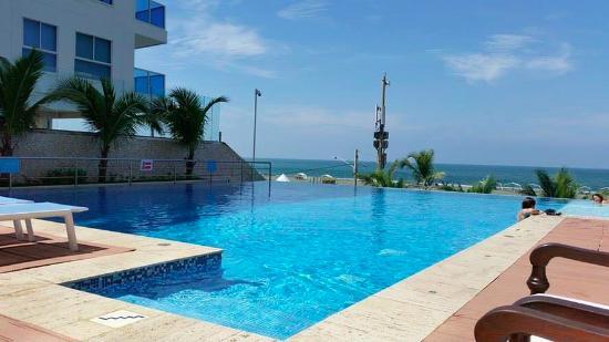 Radisson Cartagena Ocean Pavillion Hotel Piscina