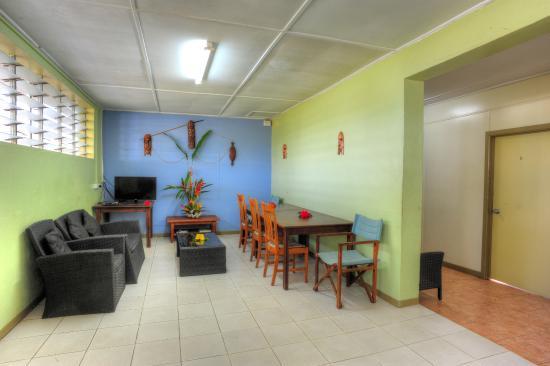 Unity Park Motel: Our Kitchen