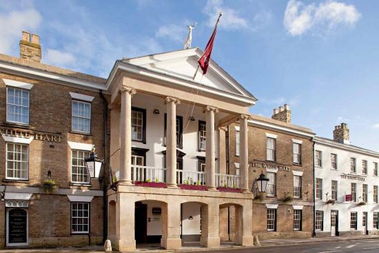 Mercure Salisbury White Hart Hotel: Exterior