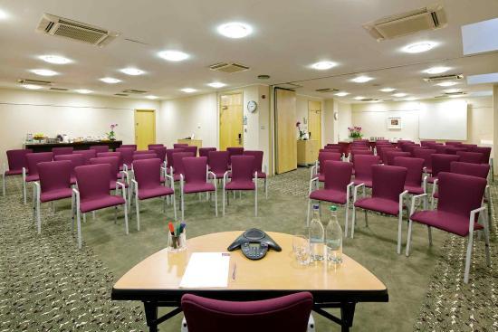 Mercure London Bridge: Meeting Room