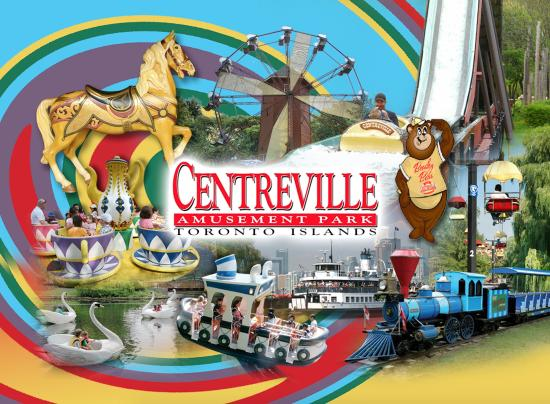 Perfect Day Out With Toddlers - Centreville Amusement Park ...