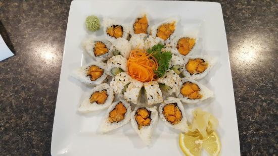 Thai Sushi Aroydee: All food is so good