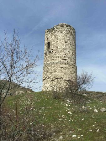 Torre di Gioia dei Marsi - Sperone