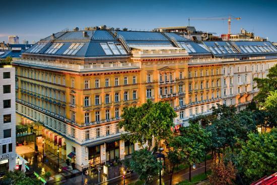 Photo of Grand Hotel Wien Vienna