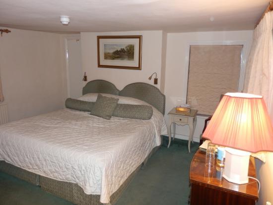 The Beetle & Wedge Boathouse: Bedroom 1