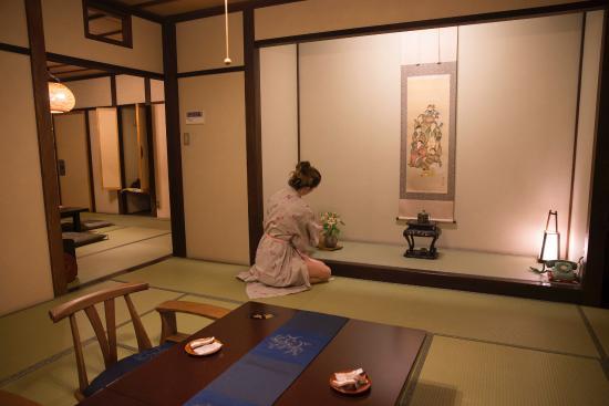 Hanaougi Bettei Iiyama: Bedroom - Living Area