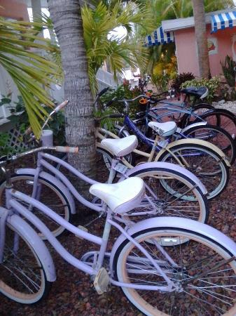 Siesta Key Bungalows: Grab a Bike