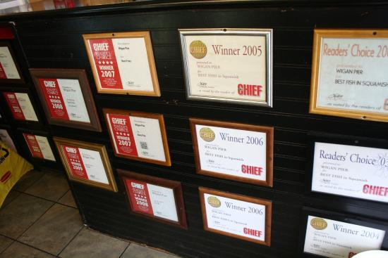 Garibaldi Highlands, Canadá: Winning Awards from 2002 -2014