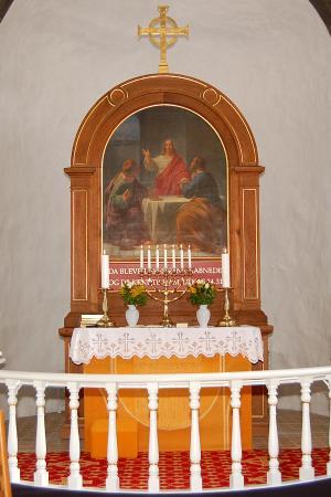 Kjellerup, เดนมาร์ก: Levring Kirke
